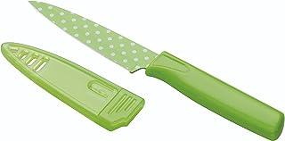 KUHN RIKON Cuchillo, Verde, Centimeters
