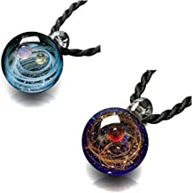 universe ball necklace
