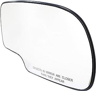 Dorman 56022 Passenger Side Heated Plastic Backed Mirror Glass