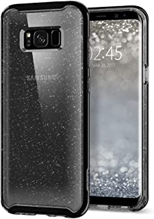 Spigen Neo Hybrid Crystal Glitter Galaxy S8 Plus Case with Flexible Inner Protection and Reinforced Hard Bumper Frame for ...