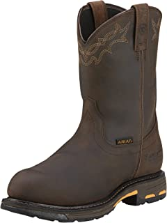 Best ariat h2o workhog work boots composite toe Reviews