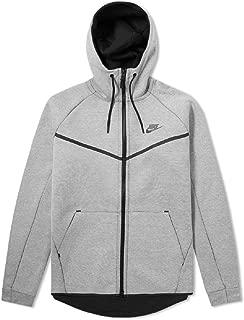 Men's Nike Sportswear Tech Fleece Windrunner Hoodie Light Bone/Black XXL