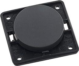 Berker INTEGRO 16 AX 250V wisselschakelaar Flow/Pure antraciet mat