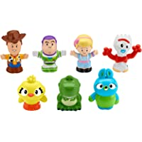 Little People Toy Story Disney 4 7 Friends Pack