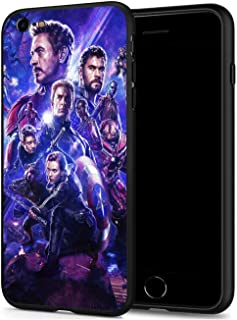 iPhone 6 6s Case, Hero Series Protection Cover Back Case for Apple iPhone 6 6s (Avengers-3)