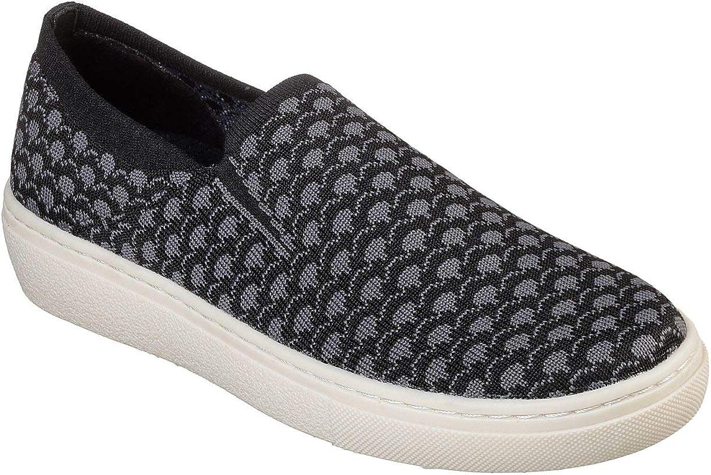 Skechers Womens goldie - Scallop Pattern Sneaker