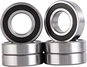 XiKe 6 Pack Lawn Mower Spindle Ball Bearing, Replace 037-6023-00, C29735, 350759, 358672.