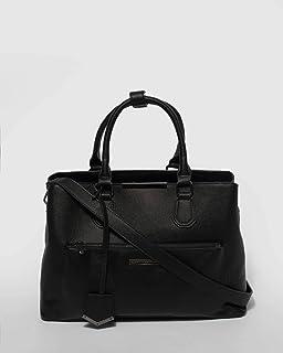 Black Spencer Tech Tote Bag