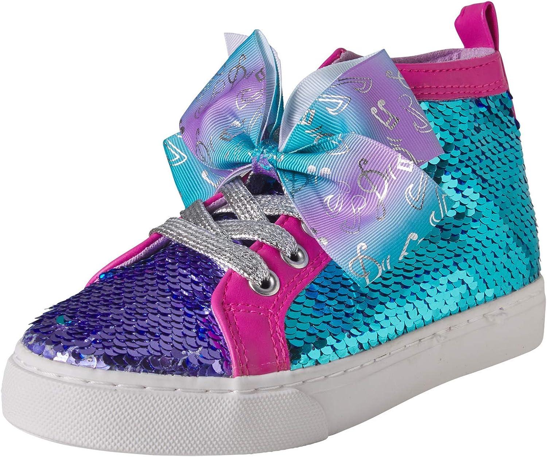JoJo Siwa Max 88% OFF Complete Free Shipping Girls' Fashion High Sneakers Girl Top Big Little