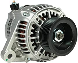 MOTOOS AND0145 Alternator Fit for 1998 1999 2000 2001 2002 Honda Accord & 1998 1999 Acura CL 2.3L l4 13767 13768