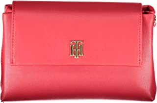 Tommy Hilfiger Women's Modern Crossover Bag, Red - AW0AW08228