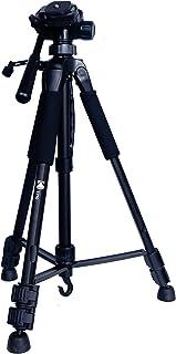 Kodak T210 150cm Three Way Pan Movement Tripod for Camera (Black)