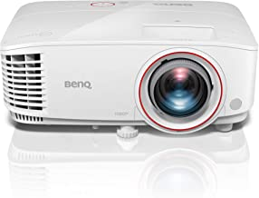 BenQ TH671ST Full HD 1080p Projector for Gaming: High Brightness 3000 ANSI Lumen, Low Input Lag, Superior Short Throw for ...