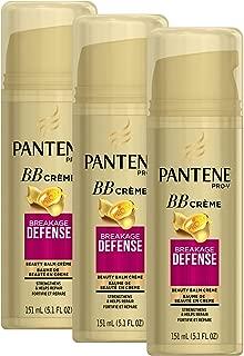 Pantene Pro-V BB Creme Breakage Defense 5.10 oz (Pack of 3)