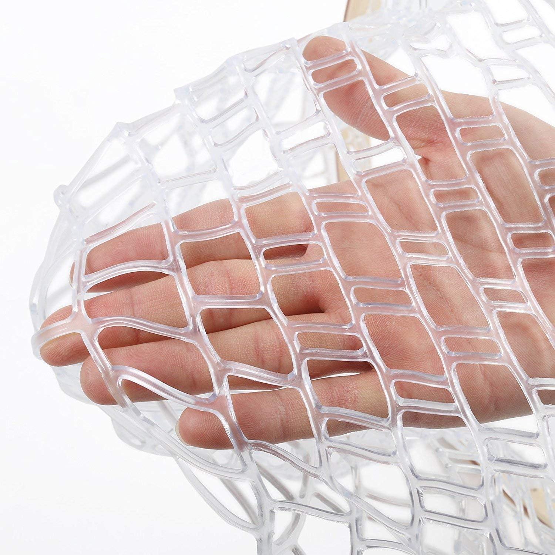 Nylon Ersatz Kescher Netz Rhombus Netz Hand Netz 40-70cm Hochwertige