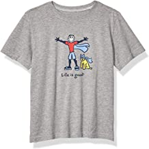 Life is Good Boys Vintage Crusher T-Shirt