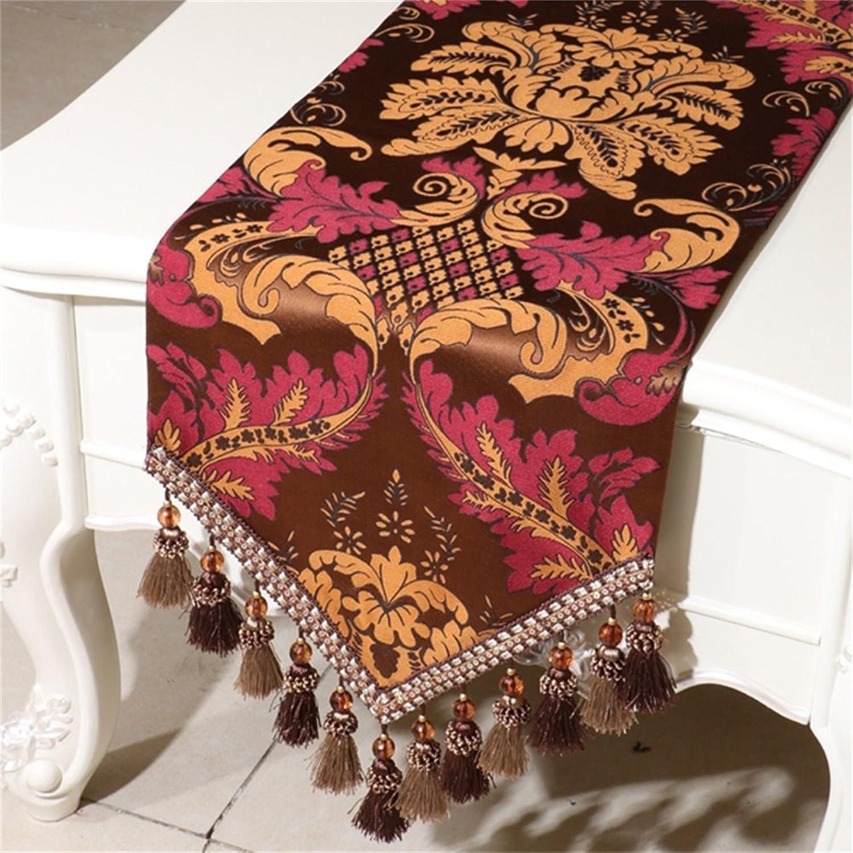 HOME UK- Mode Einfache Europische Amerikanische Tischlufer Mediterrane Stoff Kunst ( gre   33230cm )