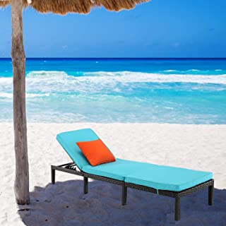 Best patio lounge chair fabric replacement Reviews
