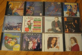 Now That's What I Call Music - Lot of 12 Christmas CDs Rosie, Kenny G, Chipmonks