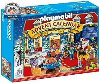 """Playmobil - Calendrier de l'Avent """"Boutique de Jouets"""" - 70188"""