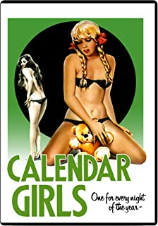 Calendar Girls (The Young Seducers 3)