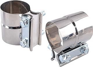 Exhaust Clamps Muffler Repair Parts - 2.5