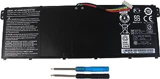 BATURU AC14B8K AC14B3K Laptop Battery for Acer Chromebook cb3-531 cb5-571 cb5-571-c1dz CB5-311 CB3-511 Aspire R3-131T R5-571T R5-571TG E3-111 ES1-511 V3-371 V5-132 Swift SF314-51 - 12 Months Warranty