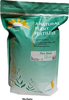 Organically Done Flax Seed Meal (25 lbs)
