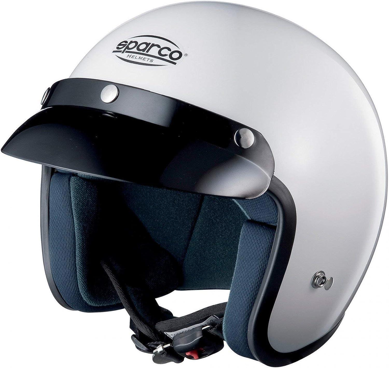 Sparco Club J1 Jet Helmet Auto