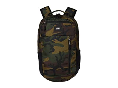 Vans Disorder Plus Backpack (Classic Camo) Backpack Bags