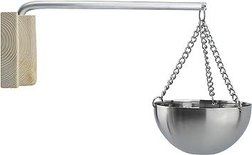 Cornucopia Sauna Aromatherapy Oil Cup; Essential Oil Fragrance Diffuser for Sauna and Spa
