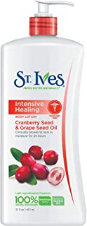 St. Ives Intensive Healing Body Lotion - 621 ml