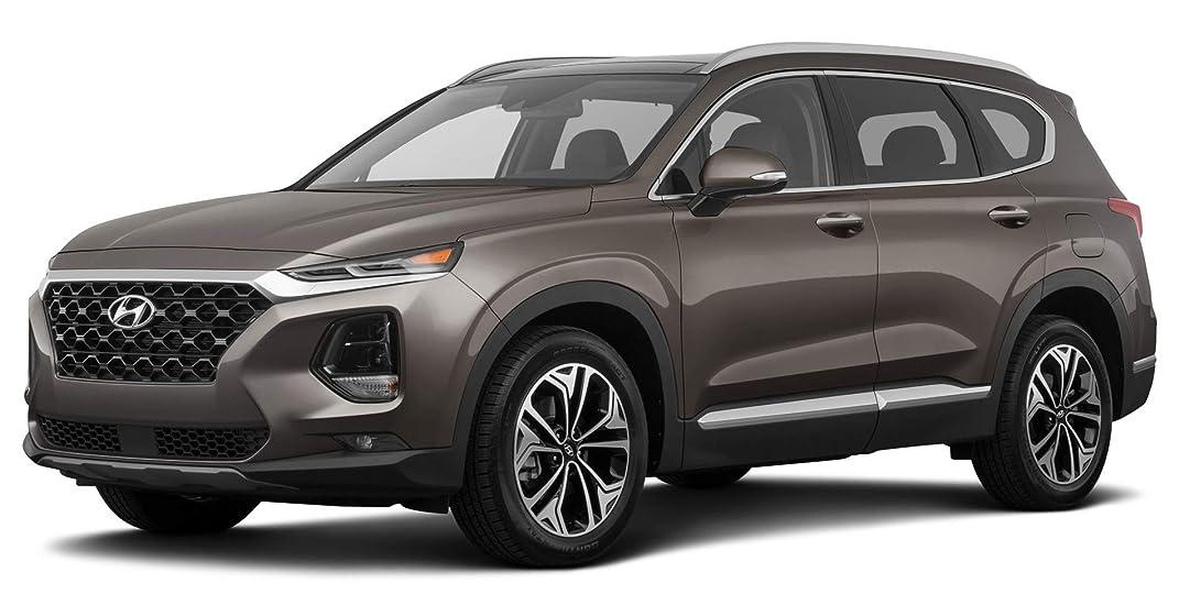 Santa Fe Suv >> 2019 Hyundai Santa Fe