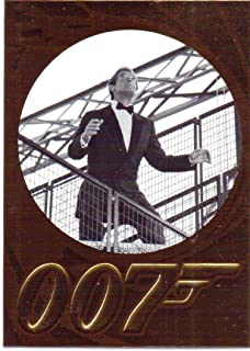 JAMES BOND-50TH SERIES 1 AND 2  PARALLEL BASE SINGLE CARD//S CHOOSE