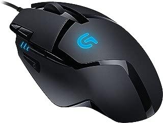 Logicool G ゲーミングマウス  G402 ブラック usb 有線 FPS  ゲームマウス 4段階DPI切り替えボタン RGB G402 Ultrafast 国内正規品 2年間メーカー保証
