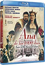 Anne of the Thousand Days 1969  Anne of a Thousand Days Reg.A/B/C Spain