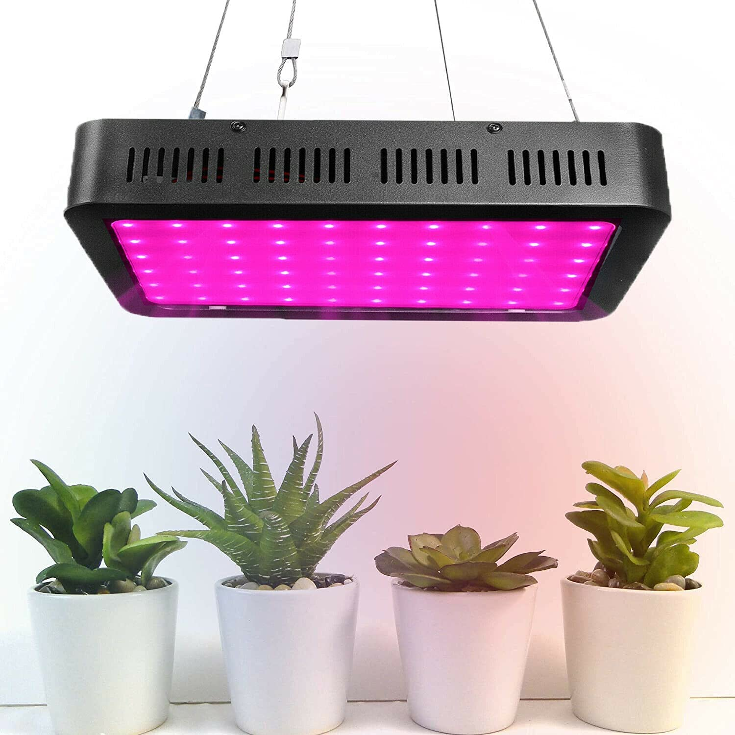 Ranking TOP3 Plant Grow Light LED Growing Pla Fresno Mall Spectrum Indoor Full for