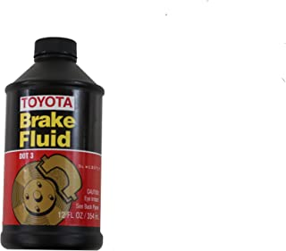 Genuine Toyota Fluid 00475-1BF03 Brake Fluid - 12 oz.