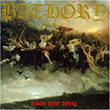 Bathory Blood Fire Death (Vinyl Album)