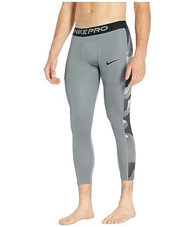 Nike Tights 3/4 Camo 1 (Smoke Grey/Black) Men