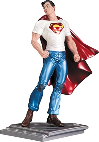 DC HEROES SUPERMAN THE MAN OF STEEL Statue von RAGS Morales