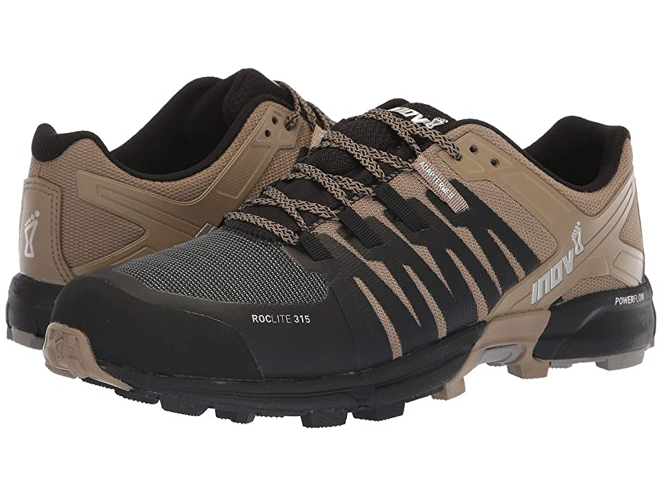 inov-8 Roclite 315 (Black/Brown) Men