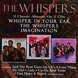 Whisper In Your Ear / The Whispers / Imagination