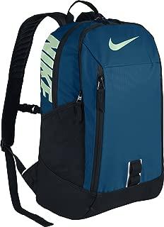 Unisex Alpha Rise Backpack Industrial Blue/Black/Fresh Mint