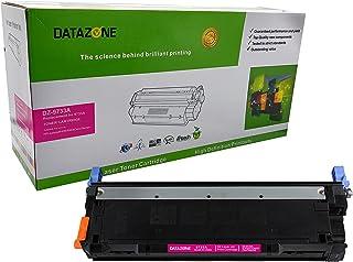 تونر ليزر أرجواني من داتازون DZ-9733A، 645A متوافق مع طابعات HP Color LaserJet 5500/550؛ صورة كانون كلاس C3500/LBP-2710/28...