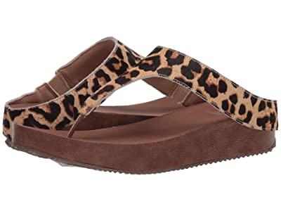 VOLATILE Condie (Tan Leopard) Women