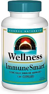 Source Naturals Wellness ImmuneSmart - Core Daily Immune Support - 120 Capsules