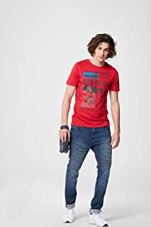 Blueage T-Shirts for Men , Size