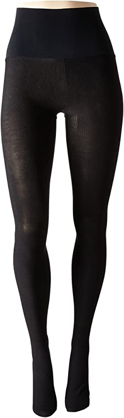 The Eclipse Blackout Opaque Tights H110T01