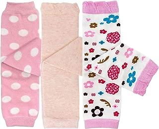 Bowbear Set of 5 Baby /& Toddler Leg Warmer Collection Premium Value Pack O//S VS7